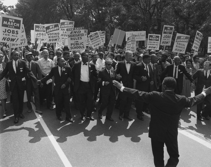 March on Washington, D.C. for Jobs and Freedom, August 28, 1963