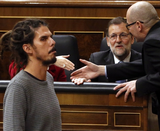 From the caste to the rasta: new look at the Cortes parliament