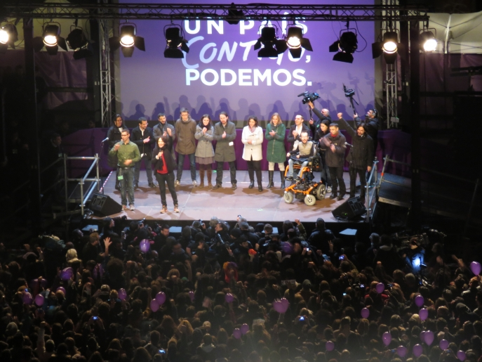 Podemos and the election results (December 20th 2015)