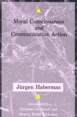 Jürgen Habermas, Moral Consciousness and Communicative Action, book cover